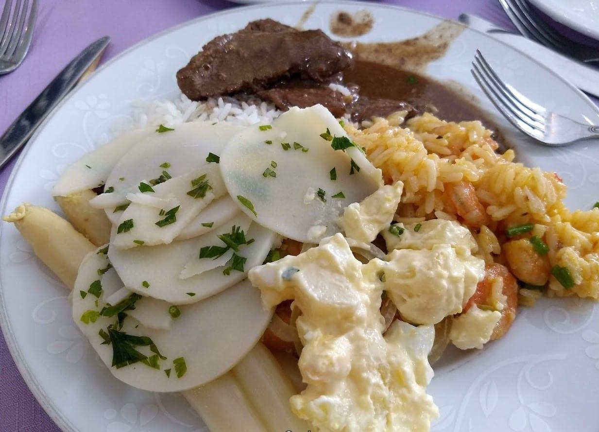almoçar em Goiânia