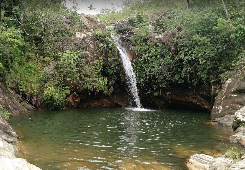 cachoeiras em Pirenópolis