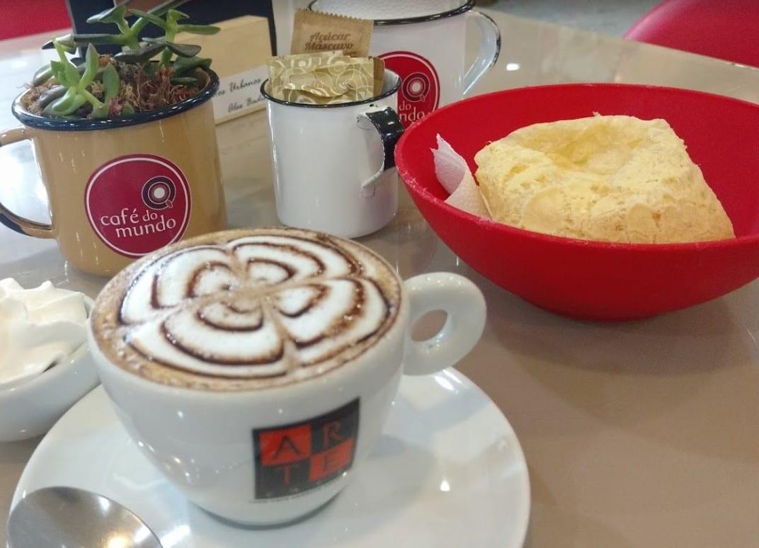 Café da manhã em Goiânia