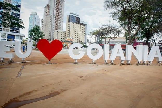 fim de semana em Goiânia
