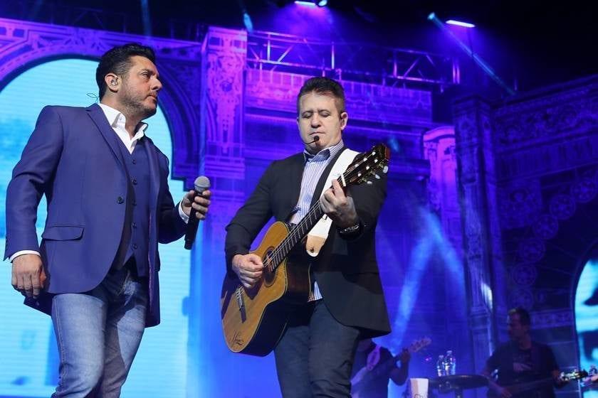 Fim de semana em Goiânia tem Bruno e Marrone como destaque