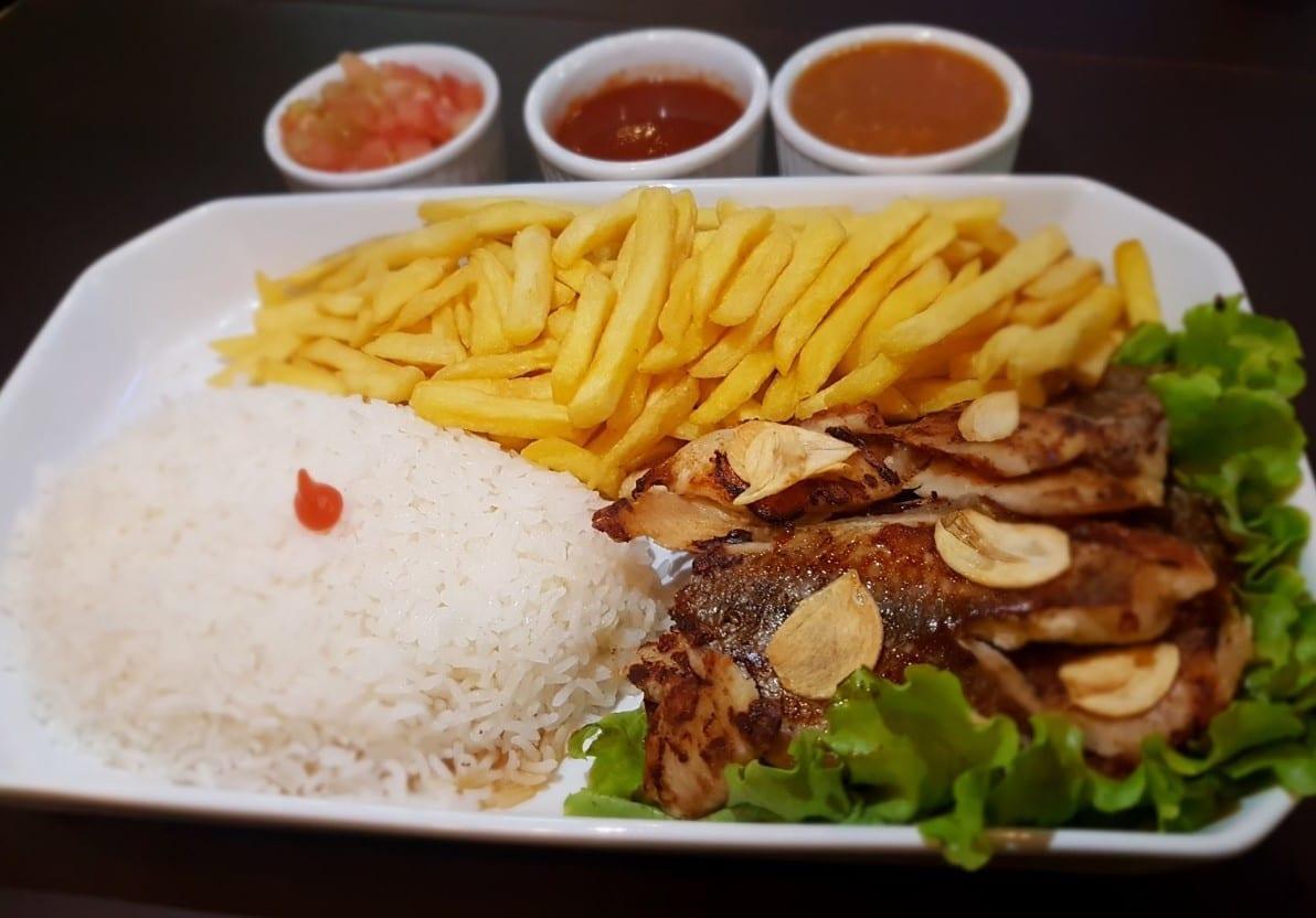 jantar em Goiânia