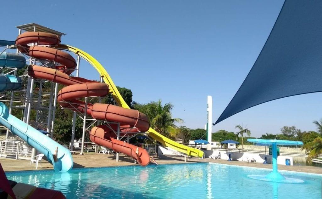 lugares para aproveitar o verão em Goiânia