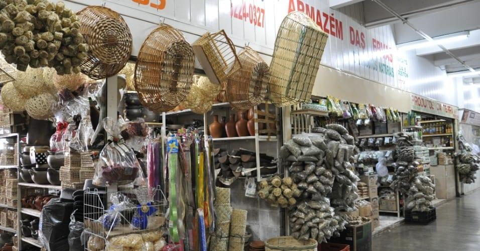 Mercado Central de Goiânia: tradição