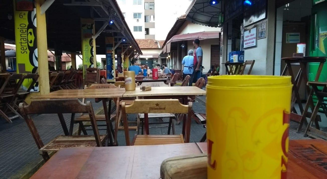 Mercado da 74 é um dos melhores pontos turísticos da capital