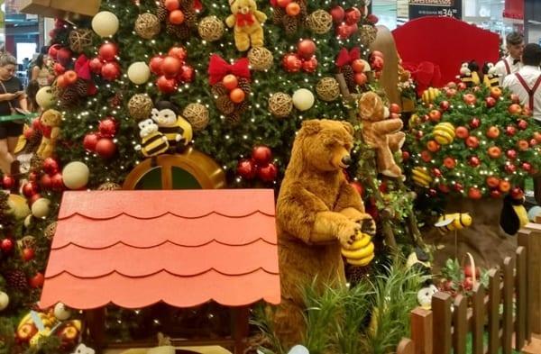 Natal em Goiânia: confira as atrações dos principais shoppings da cidade