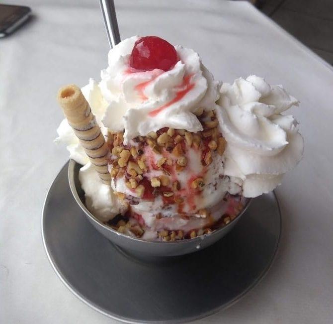 sorvete em Goiânia