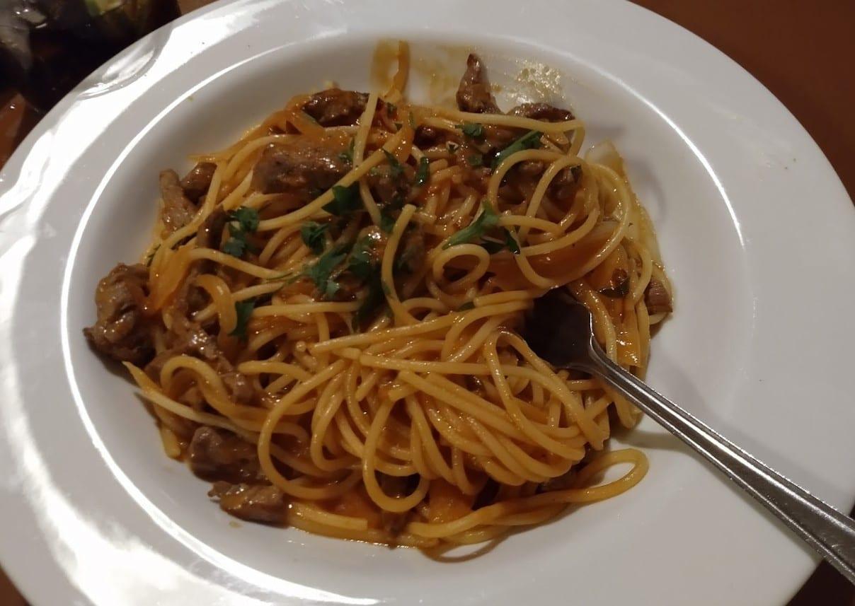 bons restaurantes italianos para comer massa em Goiânia