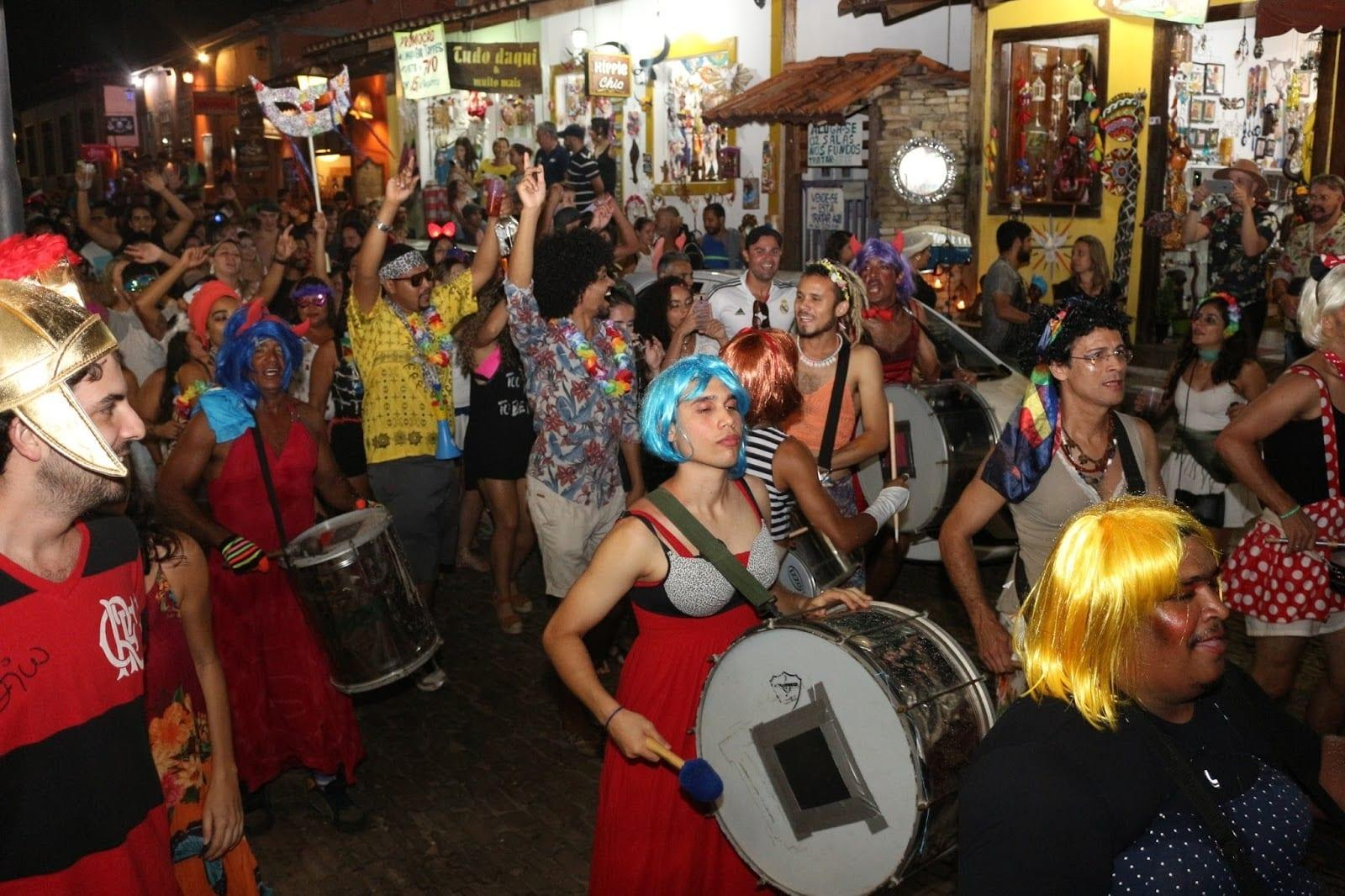 Carnaval em Pirenópolis