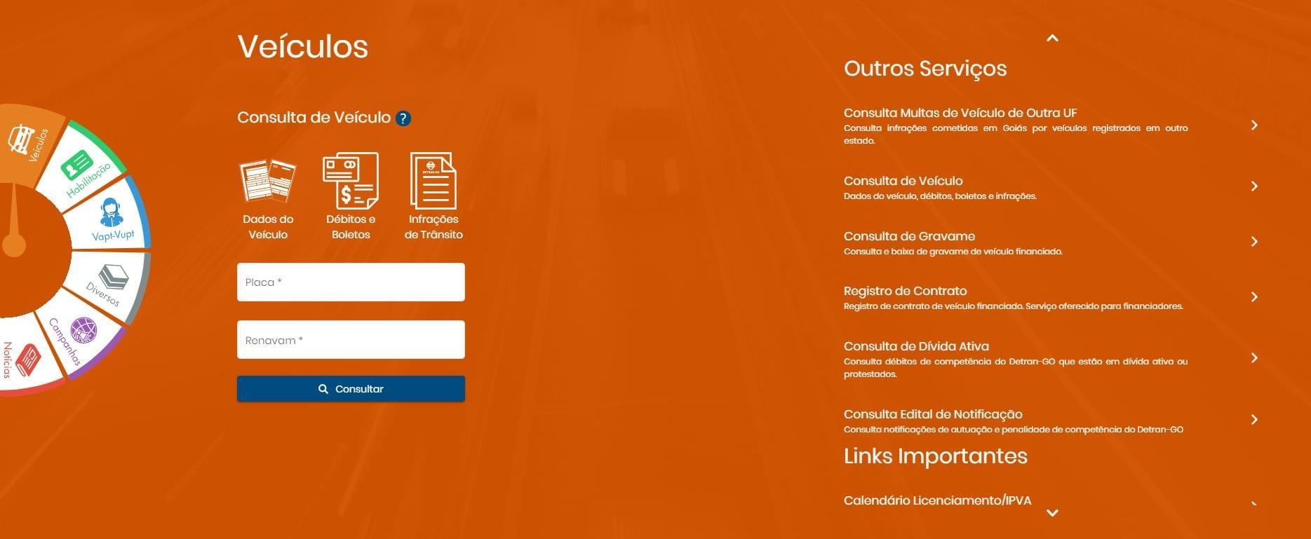 Detran GO: faça consultas e verifique multas em 2 minutos