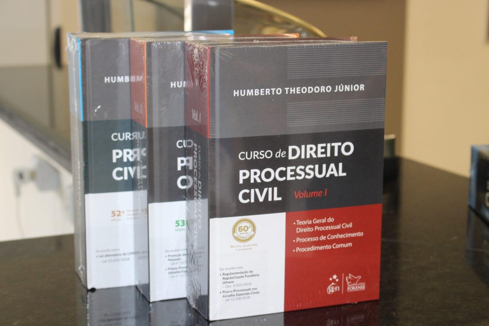 Livraria da Casag oferece até 25% de desconto em livros jurídicos