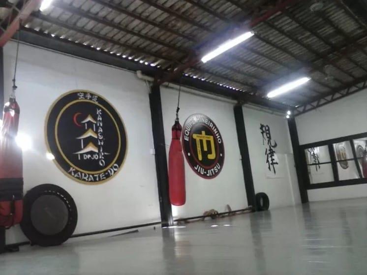 luta em Goiânia: artes marciais