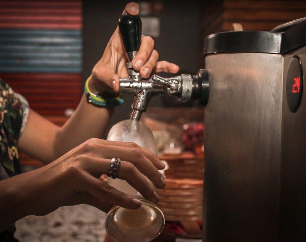 melhores lugares para tomar chopp em Goiânia_cervejas