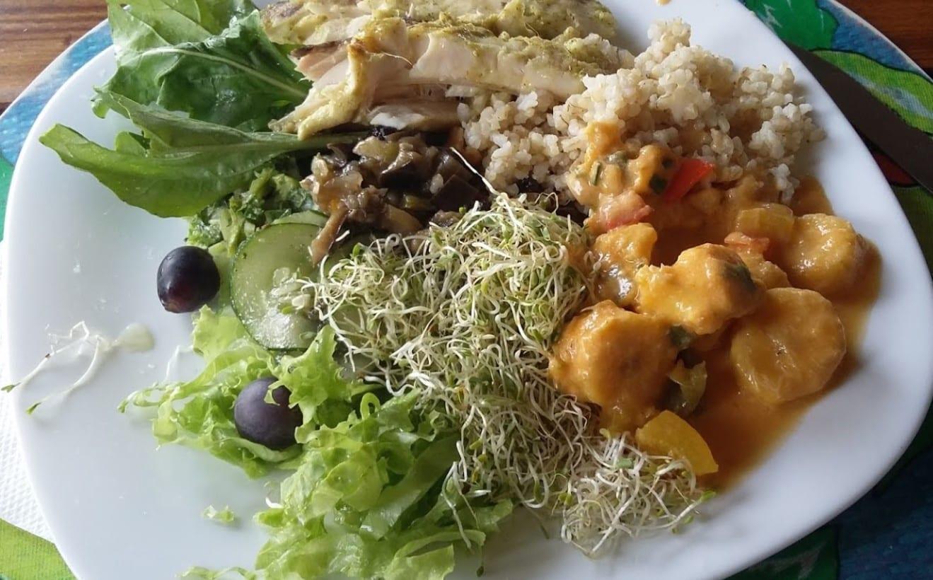 restaurantes para não fugir da dieta em Goiânia