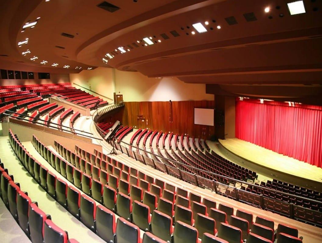 Teatro Rio Vermelho é um dos maiores de Goiânia