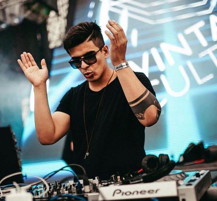Vintage Culture em Goiânia: DJ se apresenta no projeto In Concert