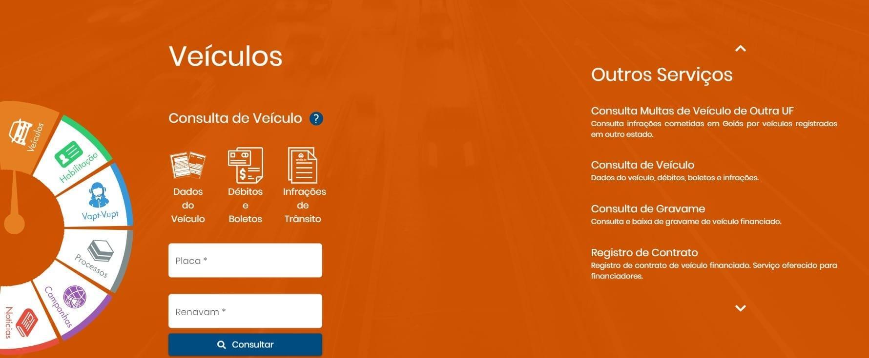 Detran GO 2019: saiba como fazer consultas pelo site (IPVA, multas, etc)