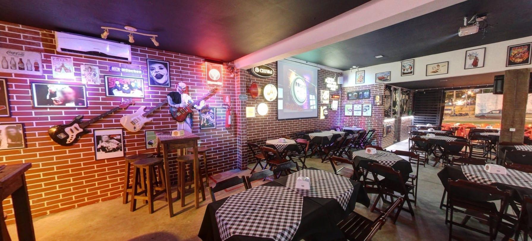 lugares para conhecer no Setor Marista, em Goiânia / bares