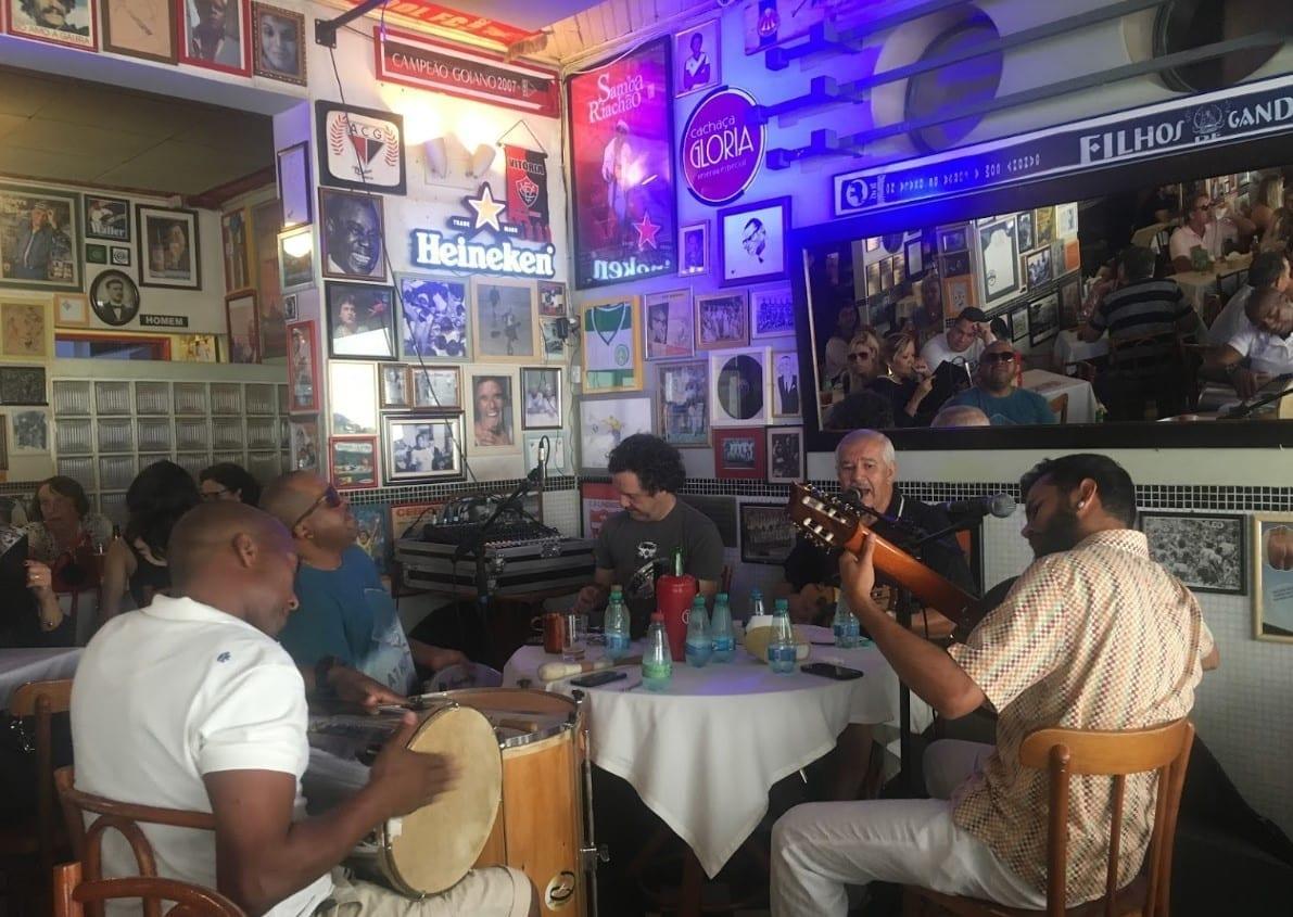 música em Goiânia