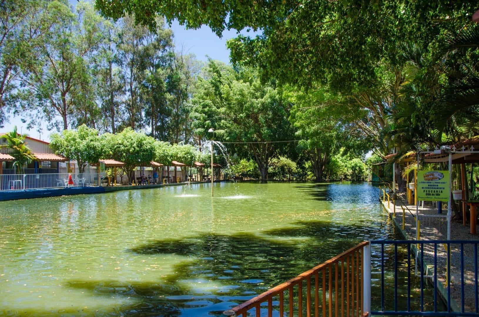 pesque pague em Brasília e arredores