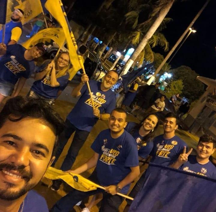 Reitor da UEG fez campanha para PSDB