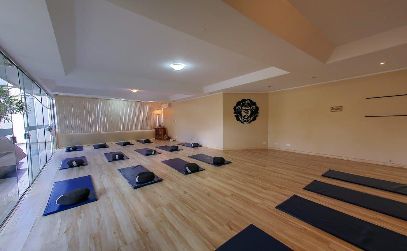 Yoga em Goiânia