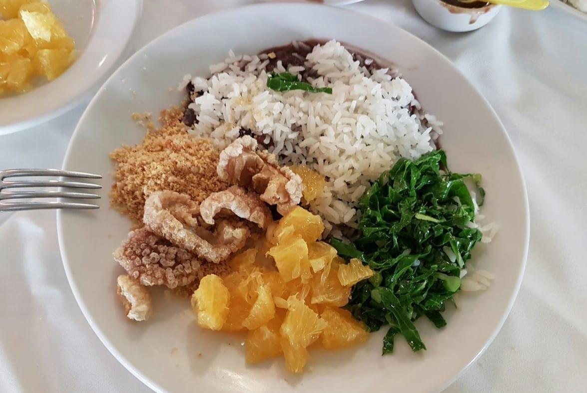 Jantar em Goiânia: