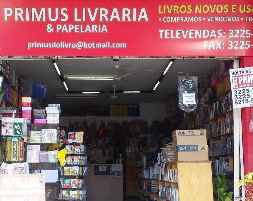 Livros em Goiânia