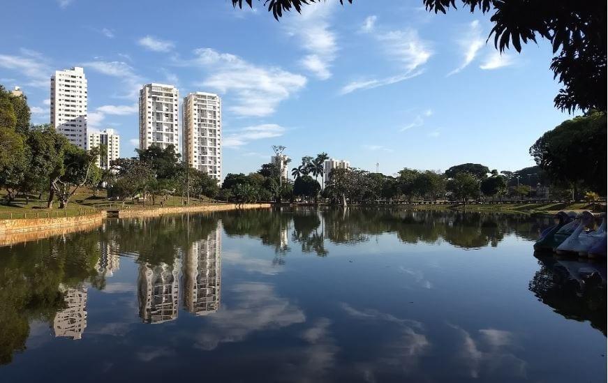 lugares para visitar com a família em Goiânia
