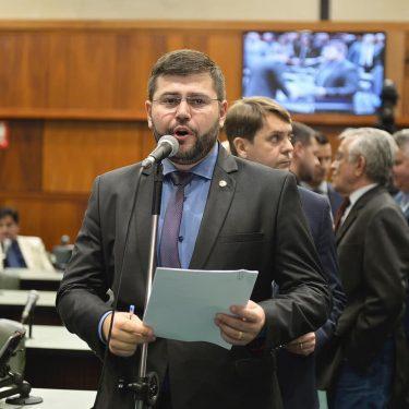 """""""Nosso objetivo é dar uma resposta"""", diz deputado Amilton Filho sobre CPI que vai investigar Enel de Goiás"""