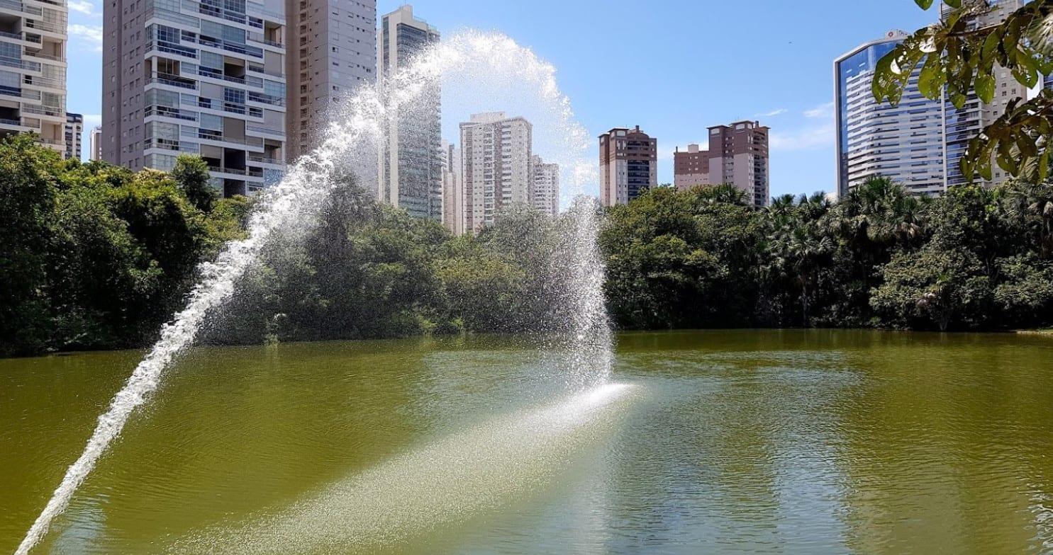 Parque Flamboyant / Goiânia