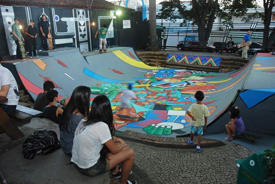 skate em Goiânia