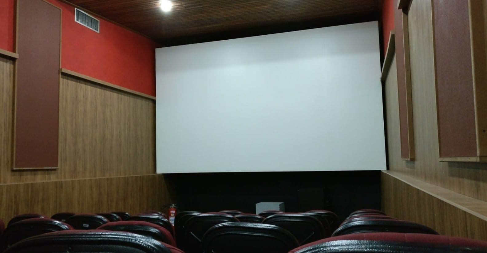 Cine Cultura abre espaço para produções independentes em Goiânia / cinema