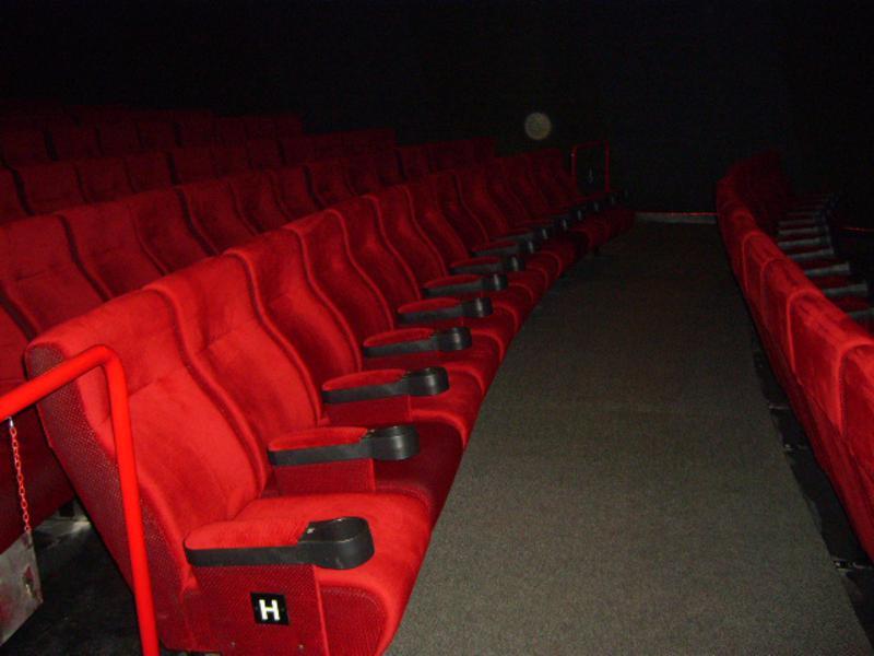 Cine Ritz Goiânia / cinema