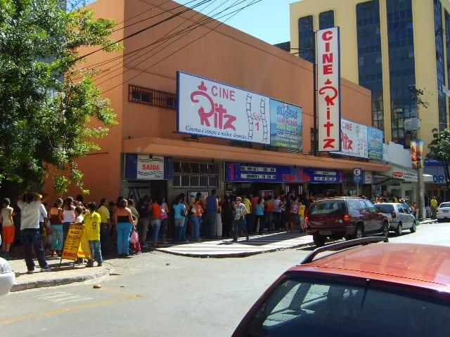 Cine Ritz Goiânia