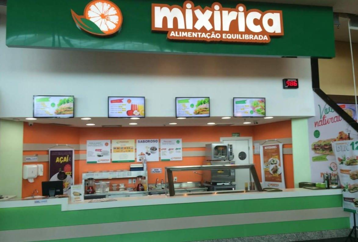 fast-food em Goiânia