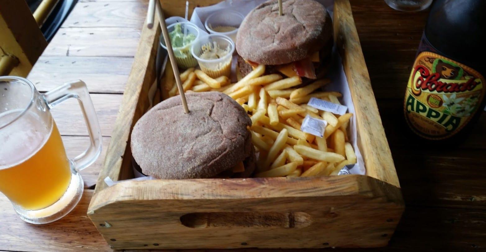 Hamburgueria em Brasília / hambúrgueres