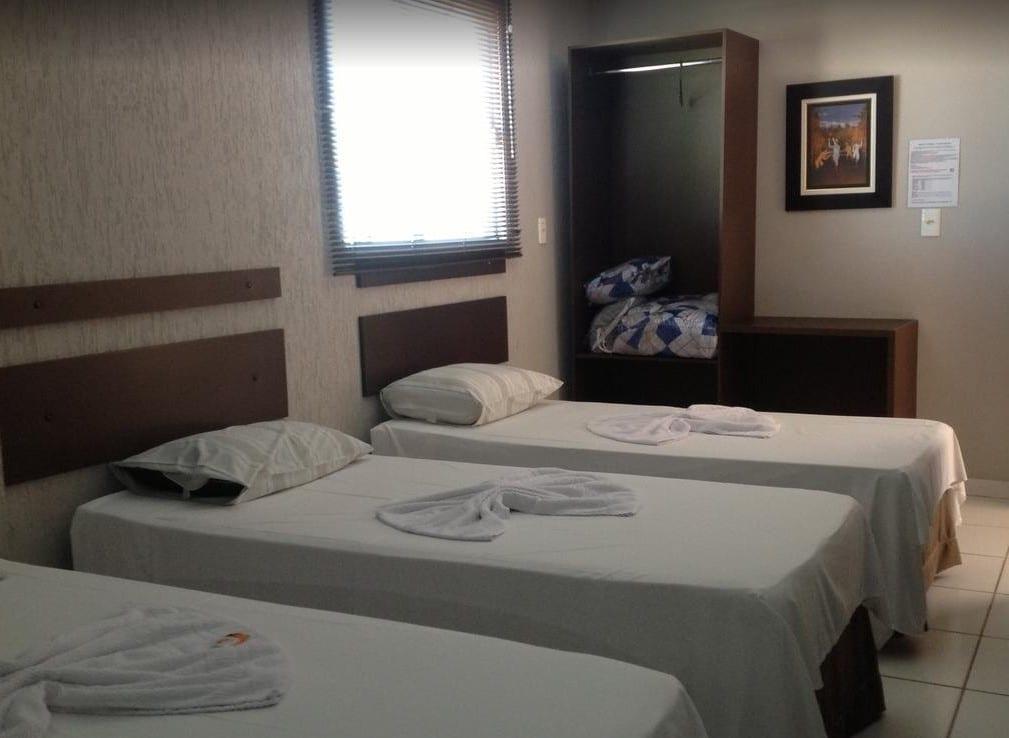Hotéis em Anápolis / hospedagem / estadia