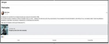 Internauta que ameaçou fazer chacina em Faculdade de Goiânia é alvo de investigação policial
