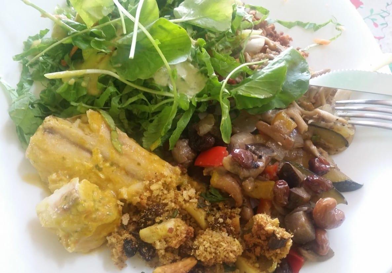 lugares para se alimentar de forma natural em Goiânia / alimentação / comida