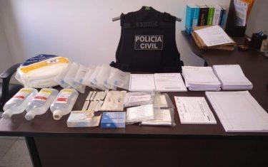 Suspeitos de vender vagas de cirurgias em Goiânia são alvos de operação da PC