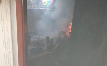 Criança de quatro anos coloca fogo no quarto dos pais, em Catalão