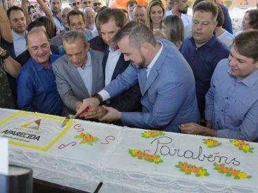 Desfile Cívico comemora com sucesso o aniversário de Aparecida de Goiânia