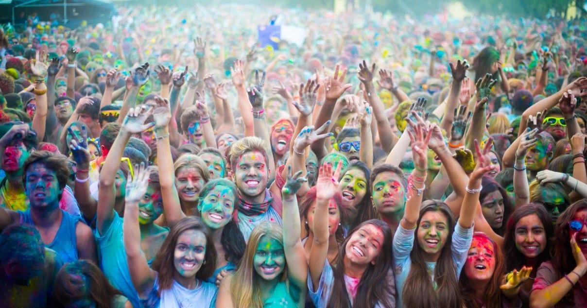 Happy Holi Goiânia: evento já tem data para edição de 2019