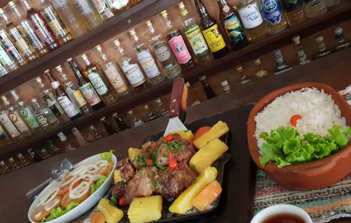 restaurante em Pirenópolis