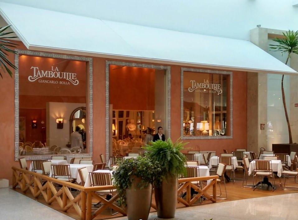restaurantes românticos em Brasília