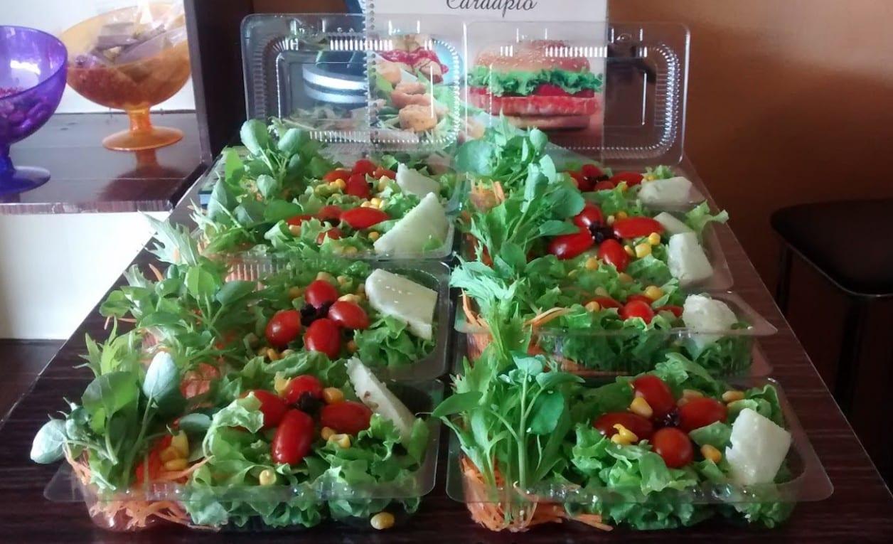 Salada em Goiânia: x restaurantes para manter o projeto fit