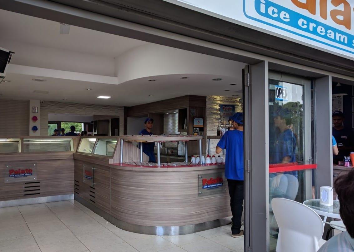 sorvete em brasília