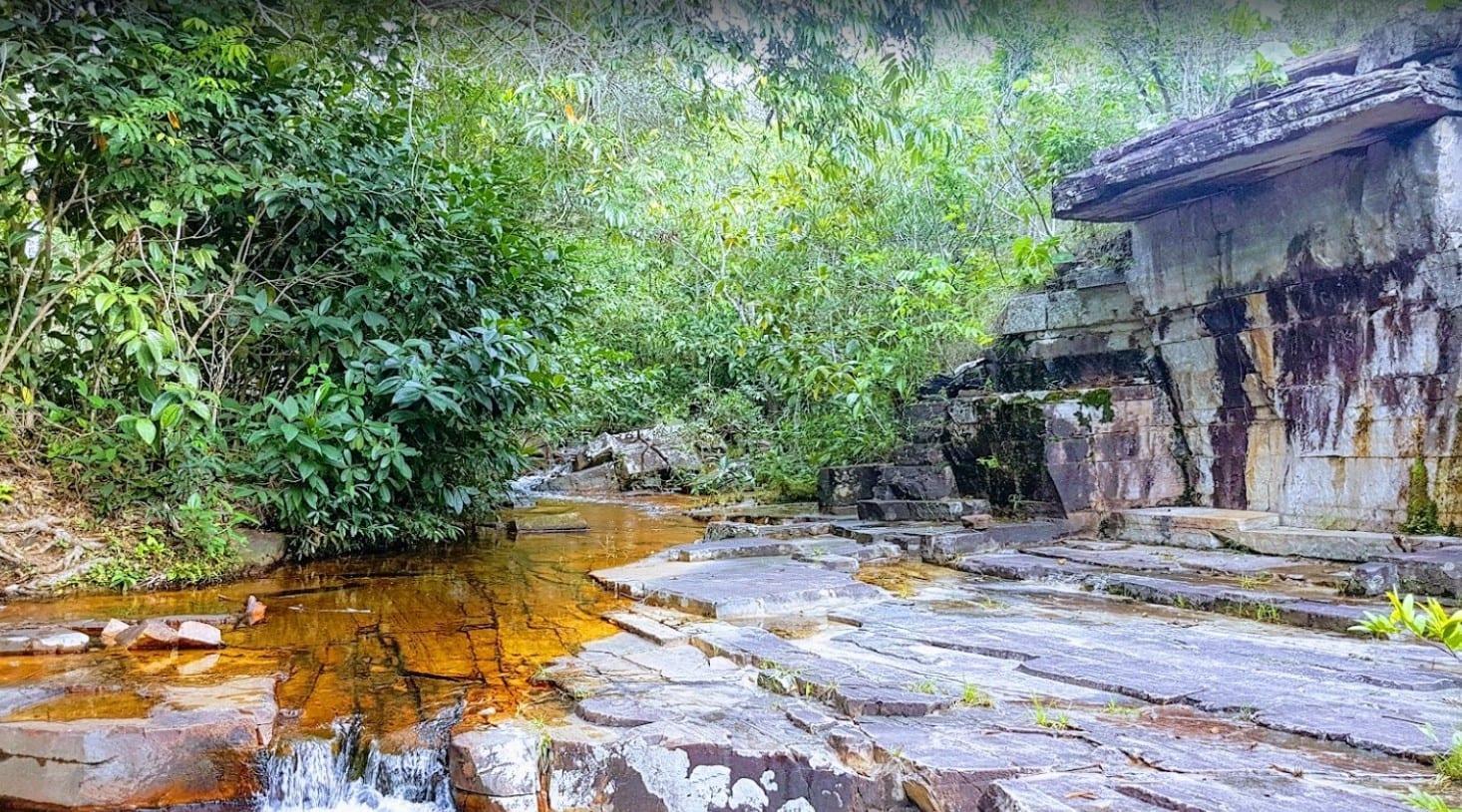 Cachoeira Paraíso Pirenópolis