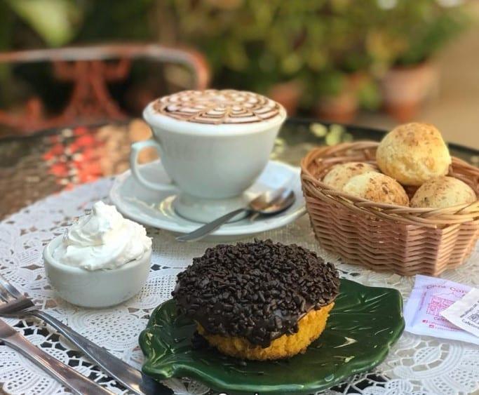 cafeteria em Goiânia